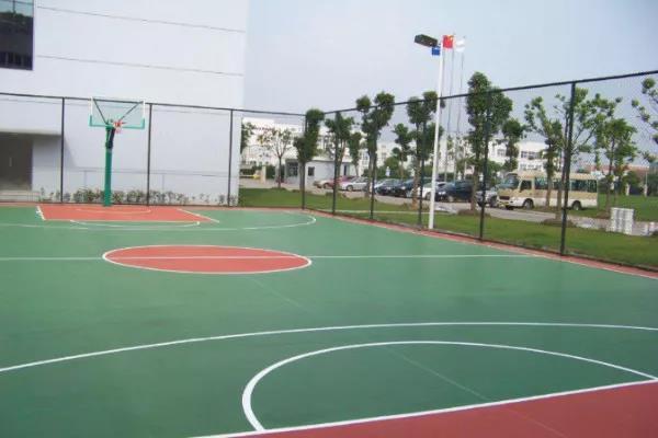 体博网——w88优德网站百科 EPDM塑胶篮球场施工方案