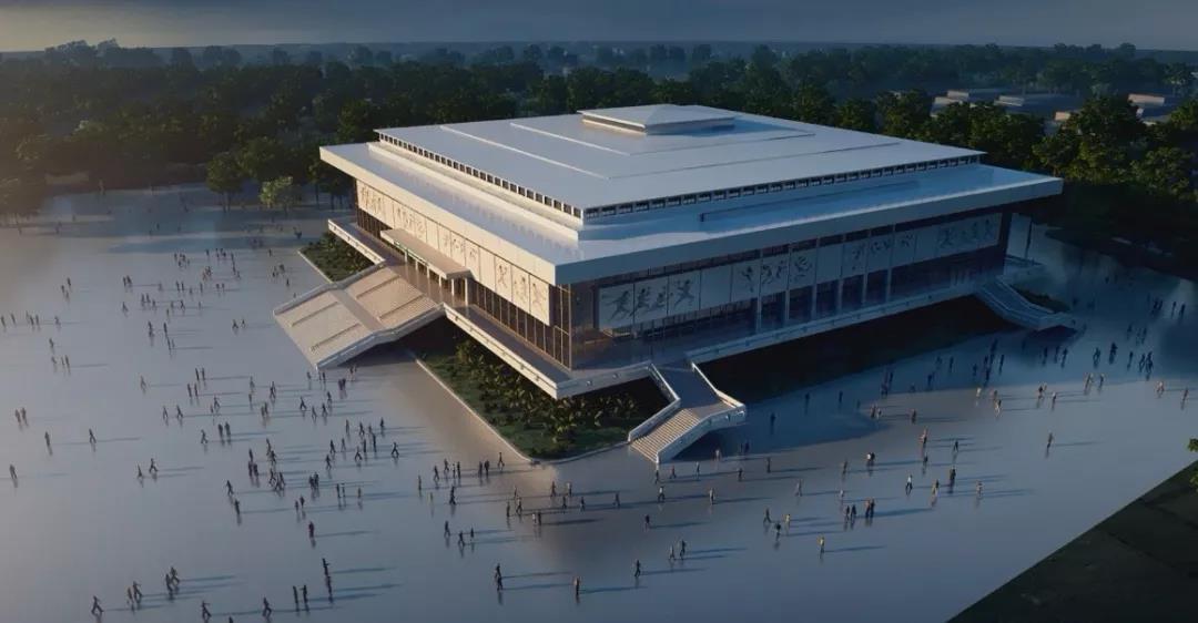 中路w88优德网站成功中标援缅甸国家w88优德网站馆维修改造项目