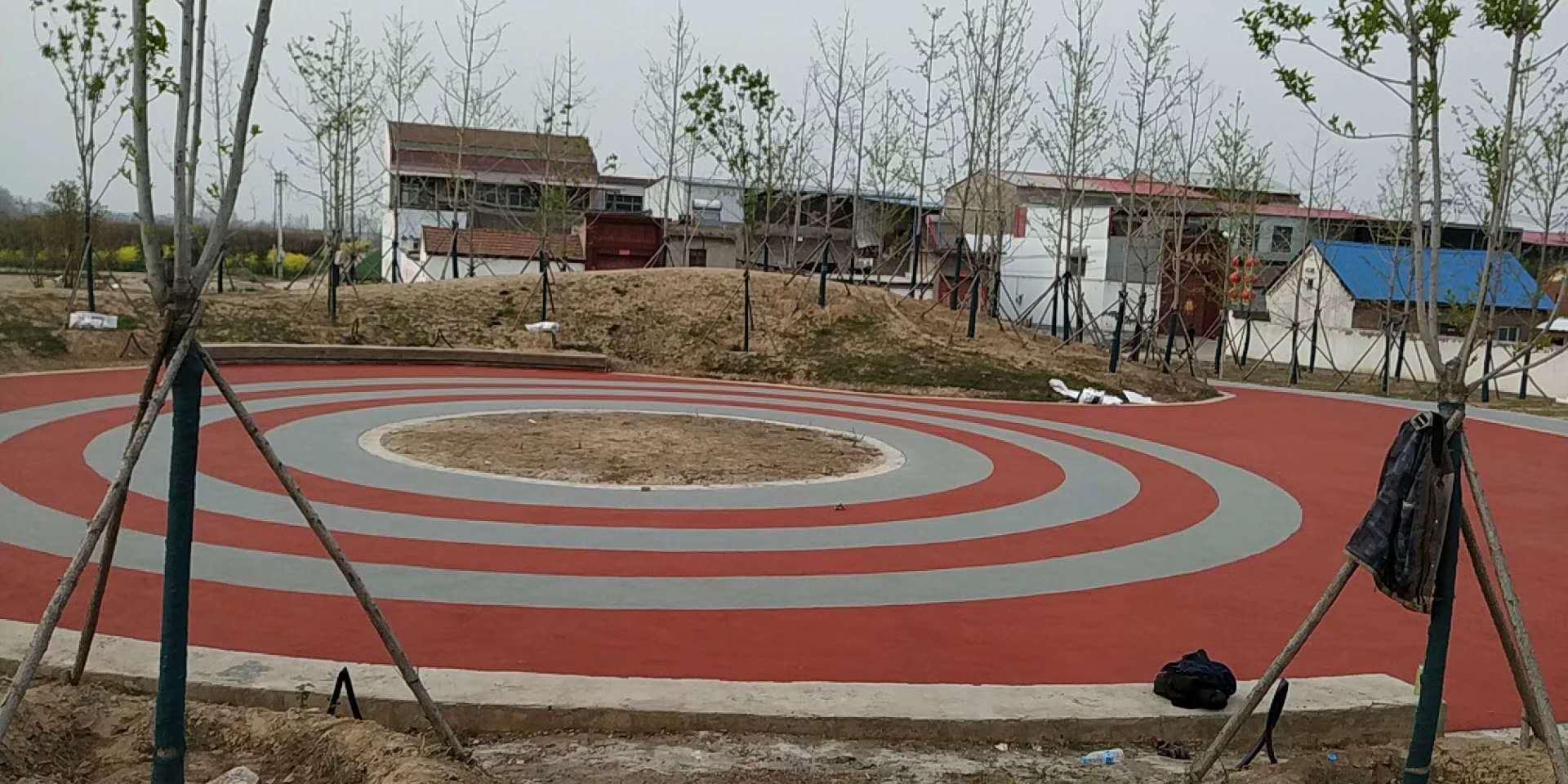 河南长葛清潩河综合治理项目近期施工进度